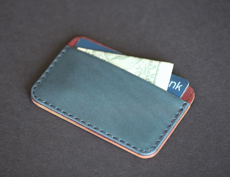 Wood Wallet by IngeniousBros » Review