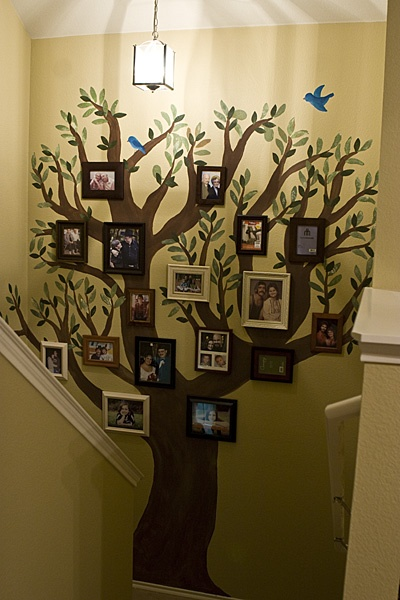 My Family Tree   Ok I REALLY LOVE This   Who Can Paint The Tree For Part 56