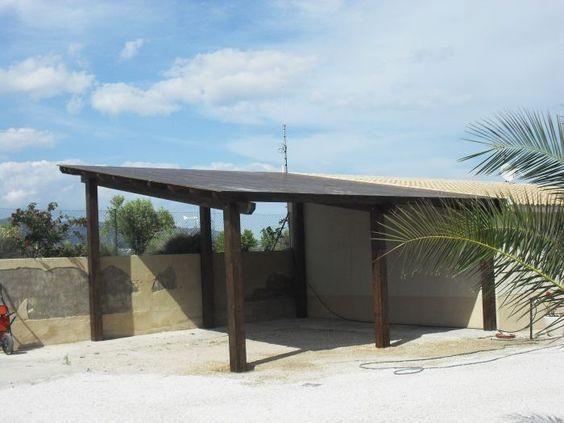 How To Build Flat Roof Double Carport Plans MyHandyMate CarportsPergola Carport Designs