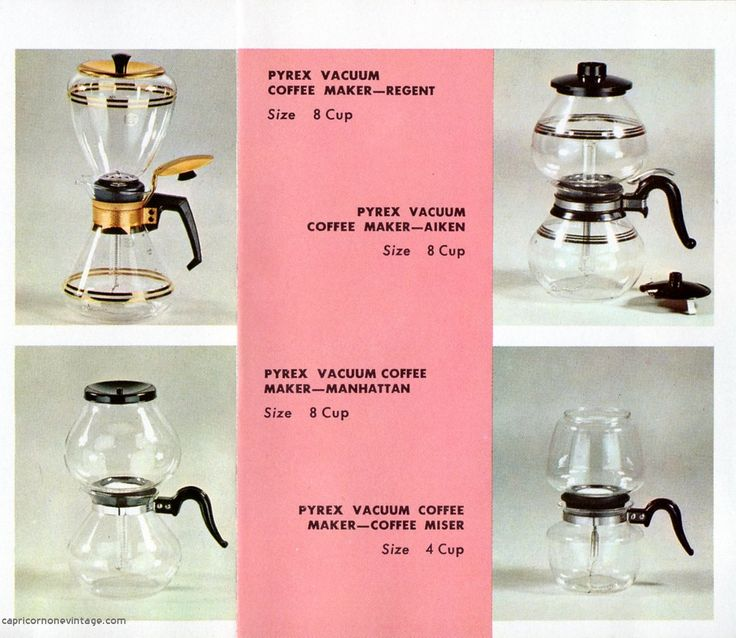 Vacuum Coffee Maker In Spanish : The 25+ best Vacuum coffee maker ideas on Pinterest College maker, College must haves and ...