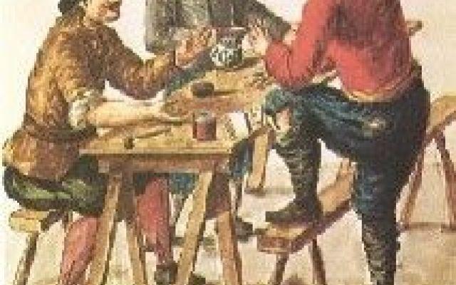 L'alimentazione popolare a Parigi prima della Rivoluzione Cosa mangiava la gente semplice, i popolani, a Parigi, prima dello scoppio della Rivoluzione Francese? I pasti erano poveri e frugali, quando si aveva la possibilità di mangiare. Le taverne era #parigi #rivoluzionefrancese