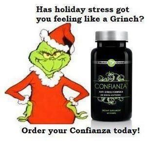 You don't need to feel like The Grinch, there's Confianza to help with that!  http://owensboro.myitworks.com