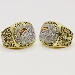 1997 Super Bowl XXXII Denver Broncos Championship Ring