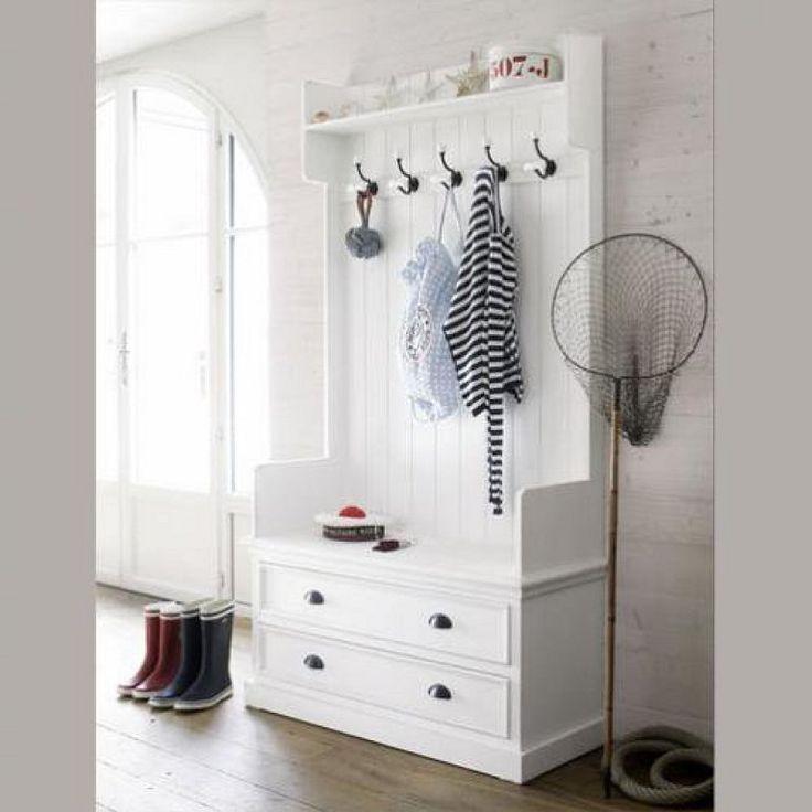 Búsqueda de mueble de entrada con perchero | Decorar tu casa es facilisimo.com