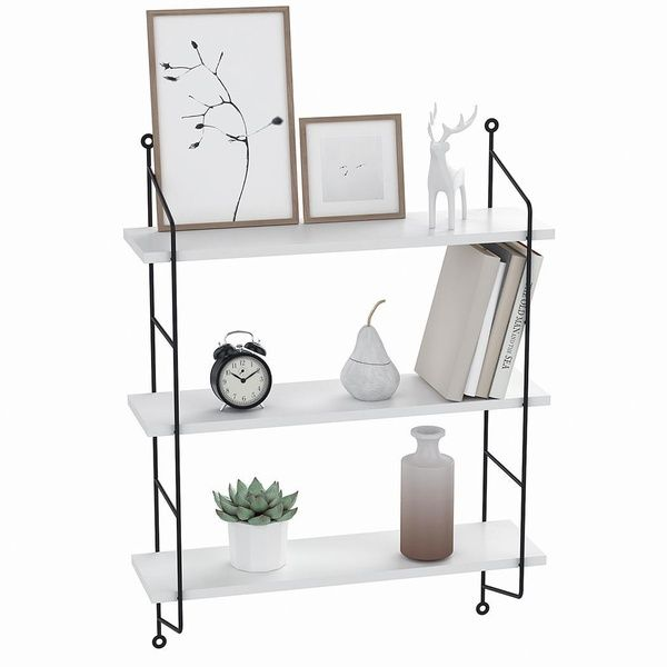 Tressie Wall Shelf Pallet Wall Shelves Wall Shelves Shelves