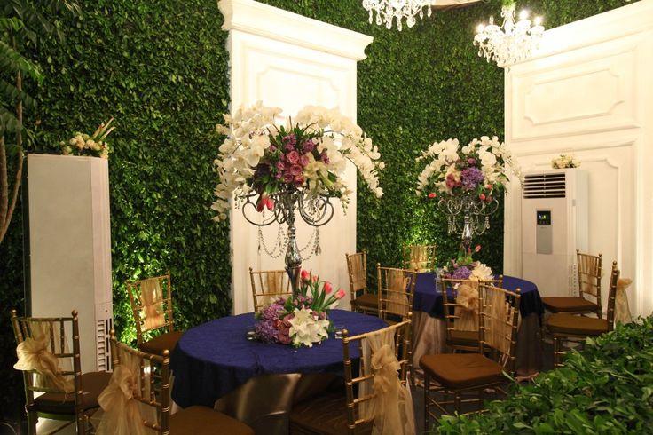 Pernikahan Adat Jawa Di Rumah ala Aliyah dan Eka - 11 Dekorasi 3254