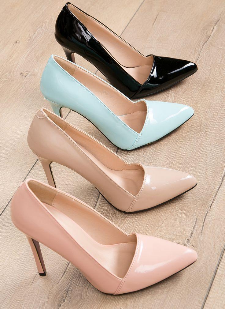 Szpilki Miami Kesha Black High Heels / Szpilki / Obuwie damskie - Modne buty, stylowe ubrania i obuwie damskie, sklep z butami i ubraniami, modne buty letnie i zimowe - DeeZee.pl