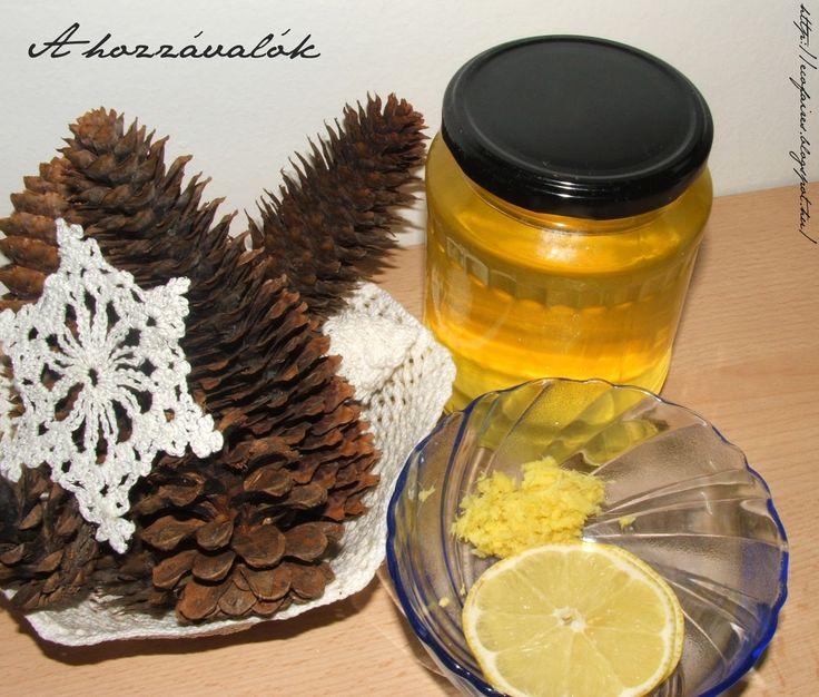 gyömbértea #gingertea  ecofaires.blogspot.hu