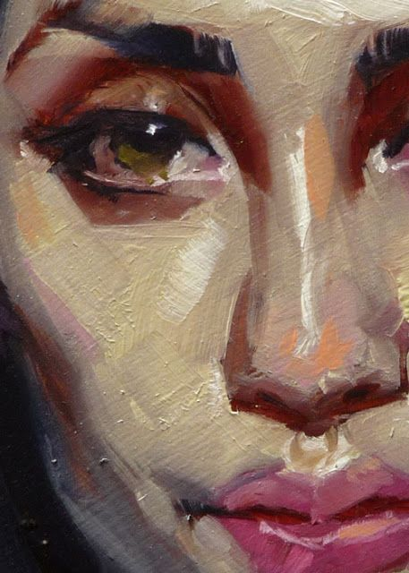 """""""Snakebit"""" (close-up), John Larriva art"""