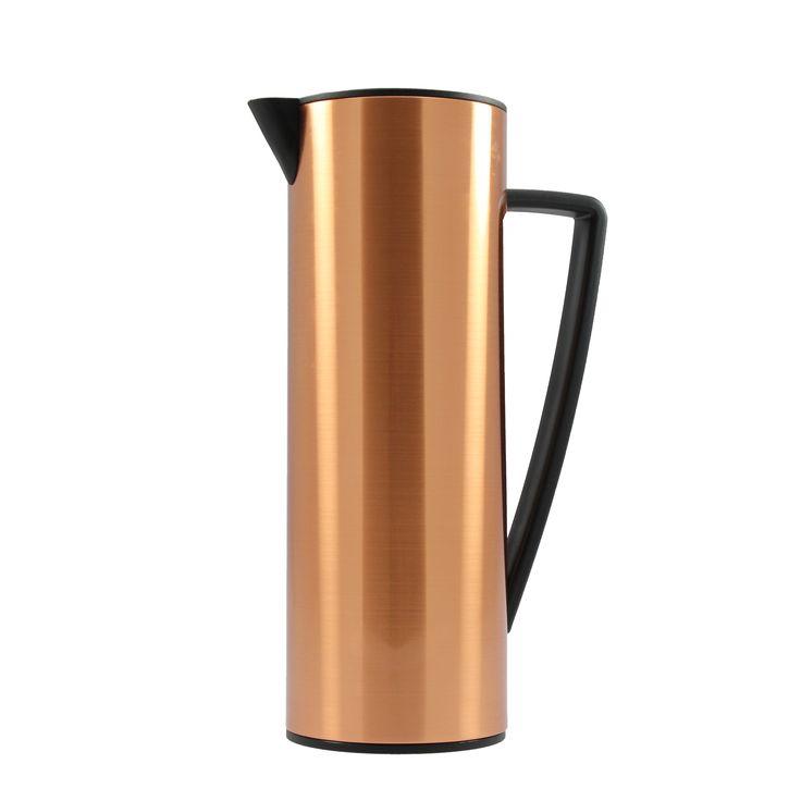 Kaffekanne kobber