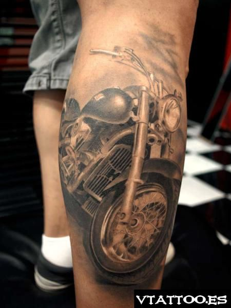 harley davidson tattoo - Google zoeken