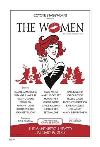 The Women Cast Poster (Unsigned)