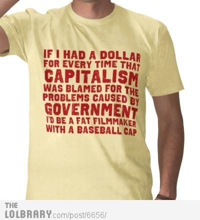Capitalism vs Government