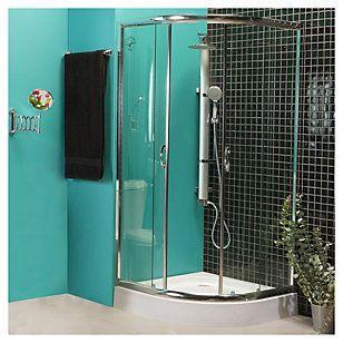Shower Curvo 90 x 90 x 200 cm-Sodimac.com