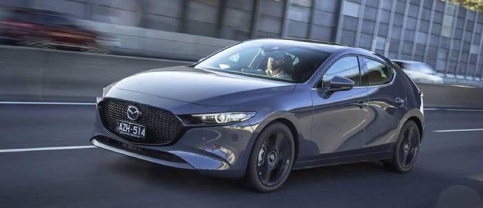 أكثر طراز سيارات يابانية من خمس حروف مبيع ا في عام 2019 Mazda Hot Hatch Mazda 3