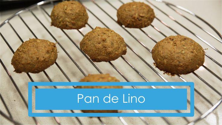 Receta de Pan de Lino con semillas de girasol