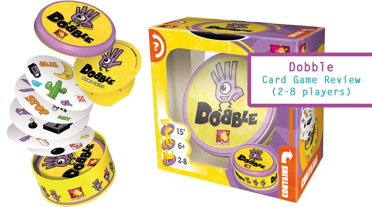 Shop Asmodee Dobble Card Game Only At Amazon.