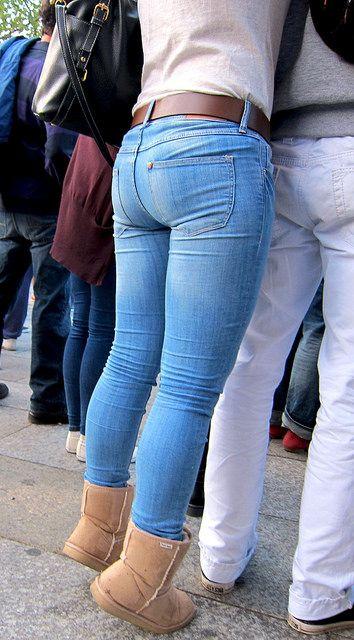 05 by jeansbelts Skinny jeans, Tight jeans, Streetwear
