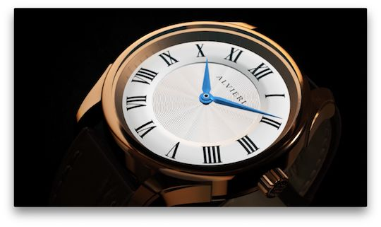 Want to WIN this Alvieri watch (ERV: $250)? I just entered to win and you can too. #Giveaway ends Dec 25