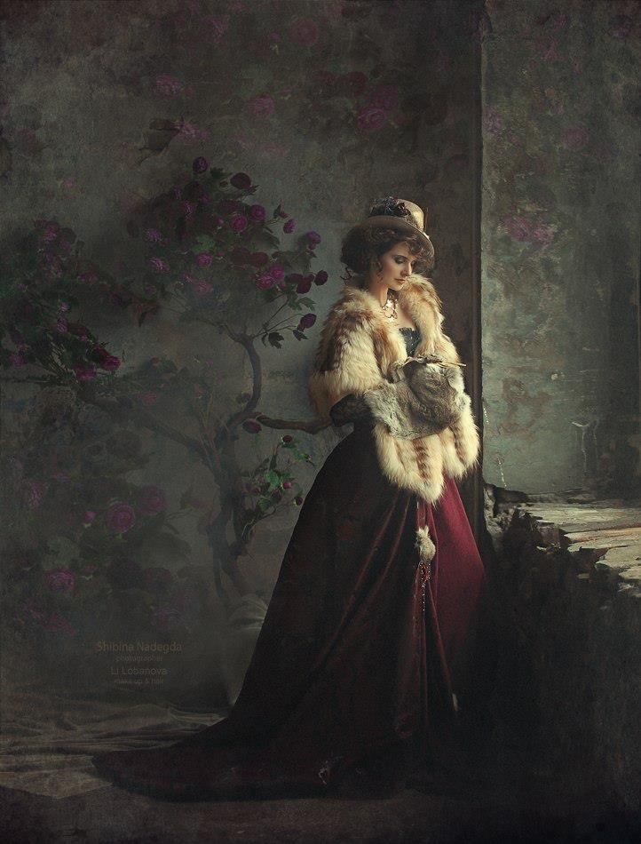 Shibina Nadegda  #steampunk #Victorian #Lady