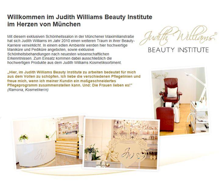 Judith Williams Beauty Institute im Herzen Münchens! #HSE24 #fashion #accessoires #beauty #kosmetik #shopping