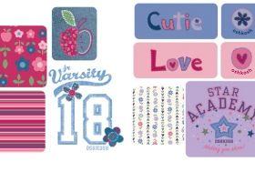 Steph calvert/Infant Graphics for OshKosh B'Gosh represented by Liz Sanders Agency
