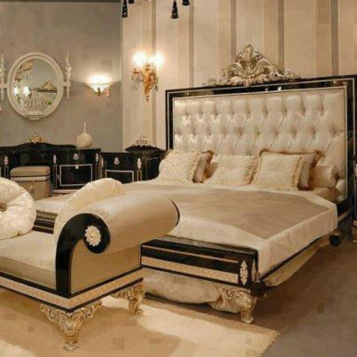 Elegant Bedroom Pics: 527 Best Luxury Bedding Images On Pinterest