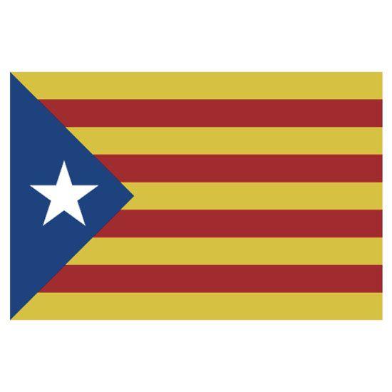 "Catalan Independence ""L'Estelada Blava"" Sticker"