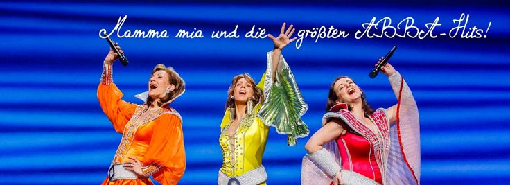 """Mama Mia Live in Stuttgart!  2 Nächte inkl. Ticket für Mama-Mia Absolutes Highlight deiner Reise ist der Eintritt in das bekannte Musical """"Mamma Mia"""". Erlebe die erfolgreiche Vorstellung mit den größten ABBA Hits."""