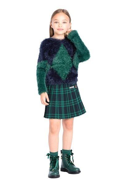 vestito bambina autunno inverno 2017-2018 TWIN-SET  92db8da1830