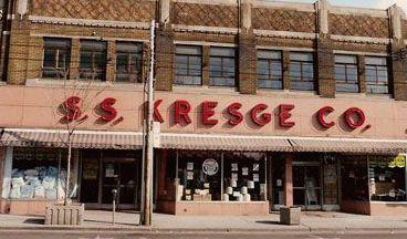 KRESGE Five & Dime Store