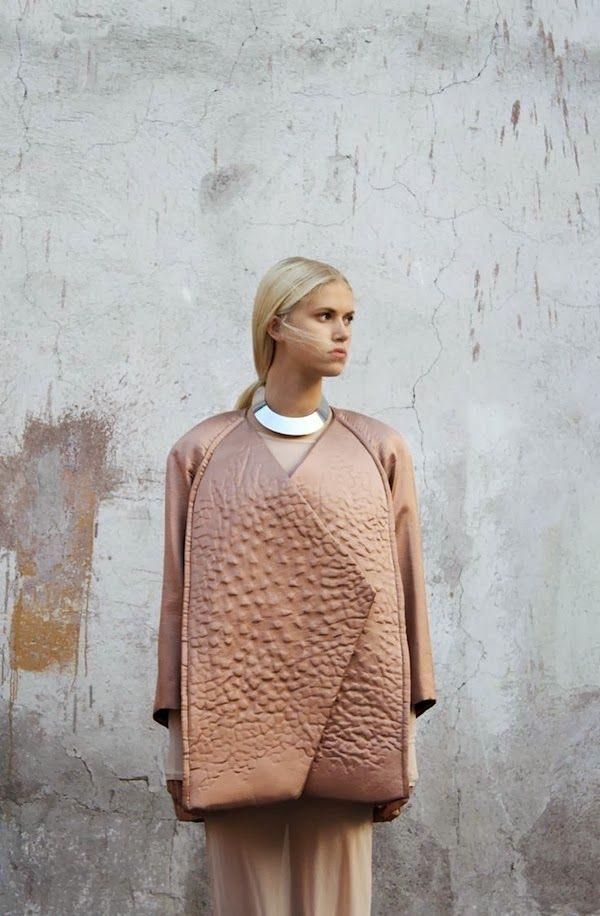 AW13 'Lining Collection' by Julia Björkeheim | Ph: Karin Öström