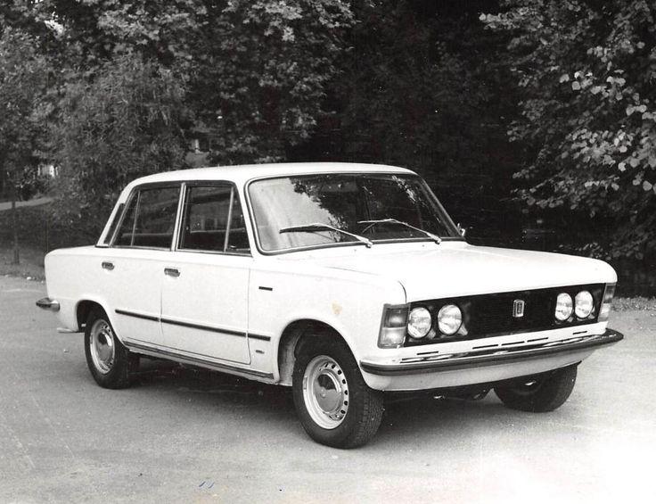 Polski-Fiat 125 P 1500 - 1975