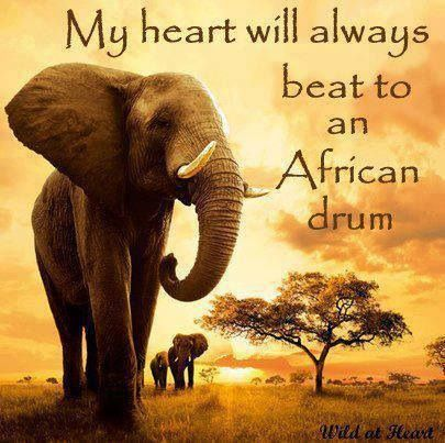 Africa <3 Forever in my heart.
