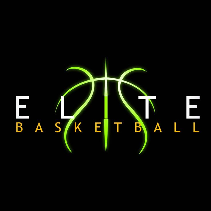 Elite Basketball Logos Are What I Live For