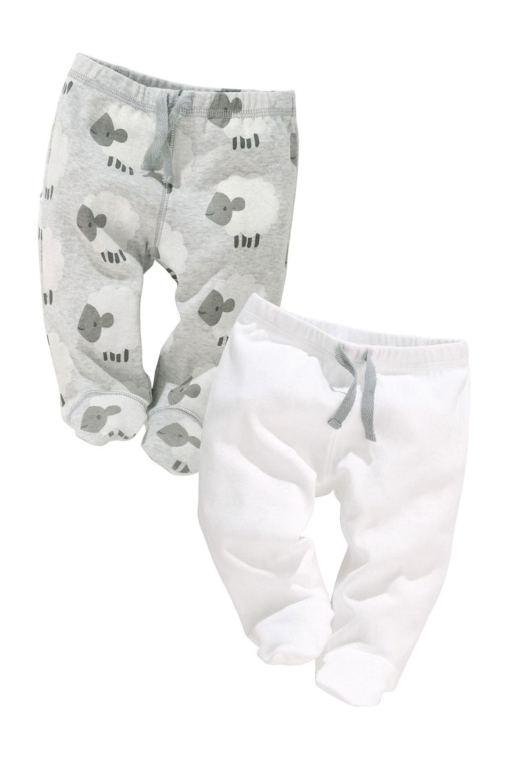 Buy Leggings Two Pack (0-12mths) from the Next UK online shop