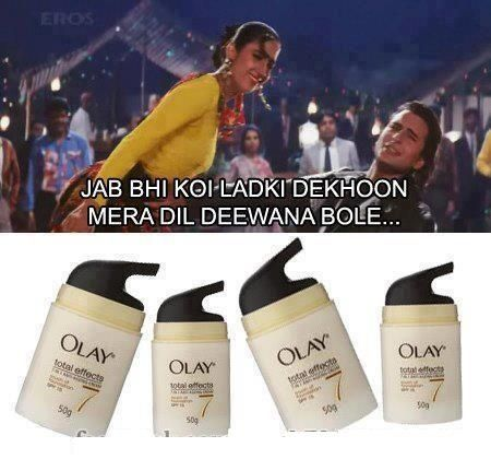 If you're Indian you will get this! :D