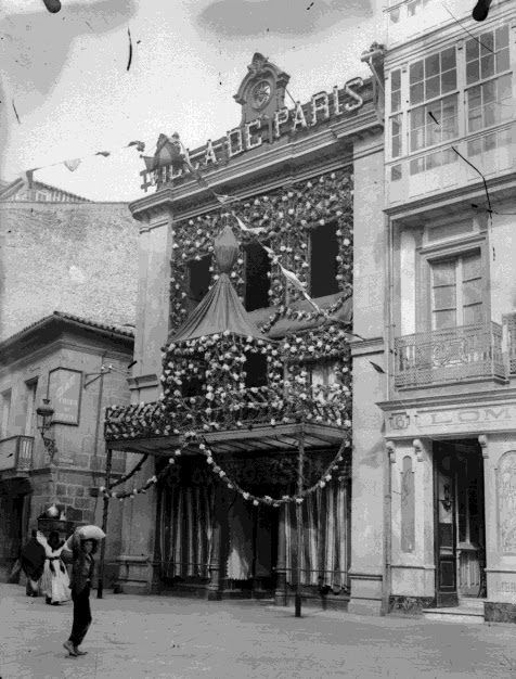 1907 . PEDRO FERRER