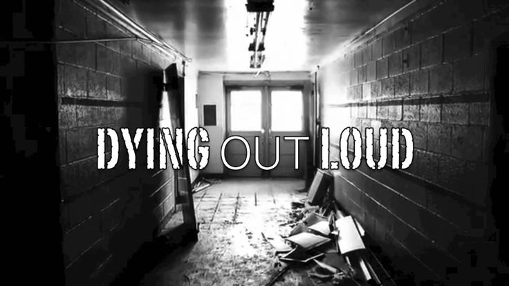Watch this trailer for a brand new Play by Y&T Rep Company winners of BBC Performing Arts Fund. This April  - the play to watch. Book FREE Tickets now http://www.dyingoutloud.eventbrite.com  or text 07716 845042