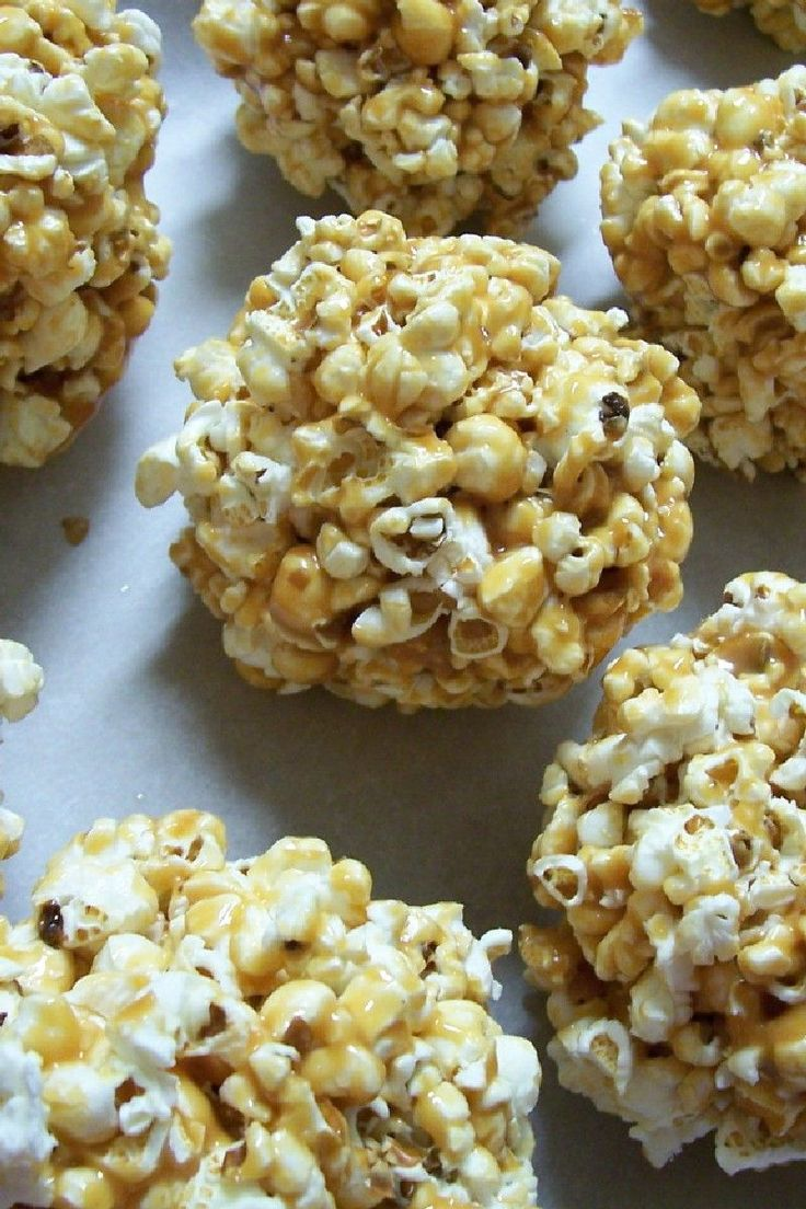 Best Ever Popcorn Balls (to shape into rabbits for Easter next year...miss the ones that Ben Franklin used to sell!)