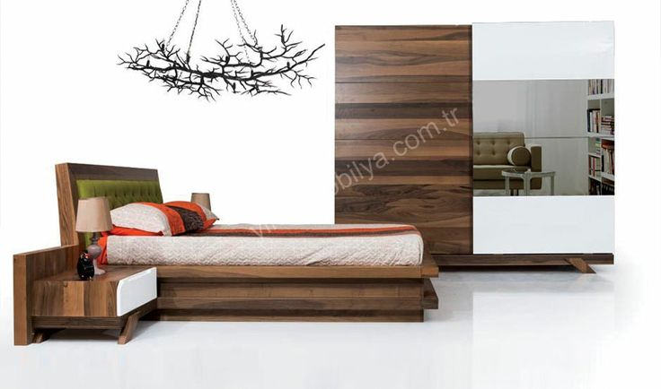 Lotus Ahşap Yatak Odası En Güzel Yatak Odası Modelleri Yıldız Mobilya Alışveriş Sitesinde #bed #bedroom #avangarde #modern #pinterest #yildizmobilya #furniture #room #home #ev #young #decoration #moda       http://www.yildizmobilya.com.tr/