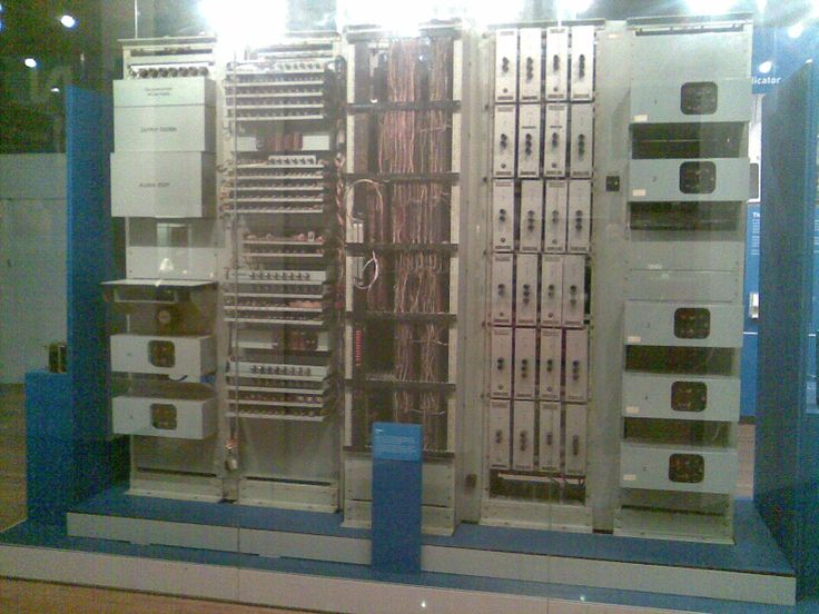 ERNIE1, the first Premium Bonds computer