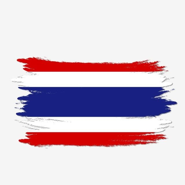 Thailand Flag Transparent Watercolor Painted Brush Thailand Thailand Flag Thailand Flag Vector Png Transparent Clipart Image And Psd File For Free Download In 2020 Thailand Flag Flag Vector Flag Art