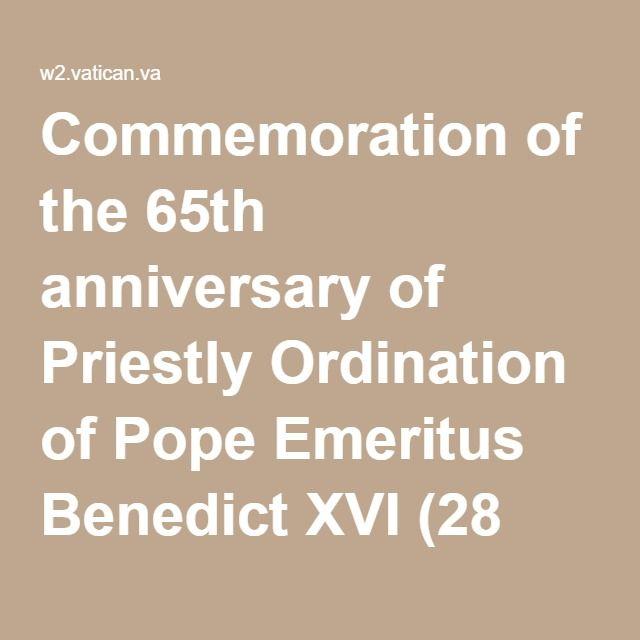 benedict xvi pentecost homily