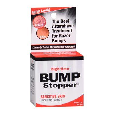 High Time Bump Stopper Razor Bump Treatment 0.5 oz