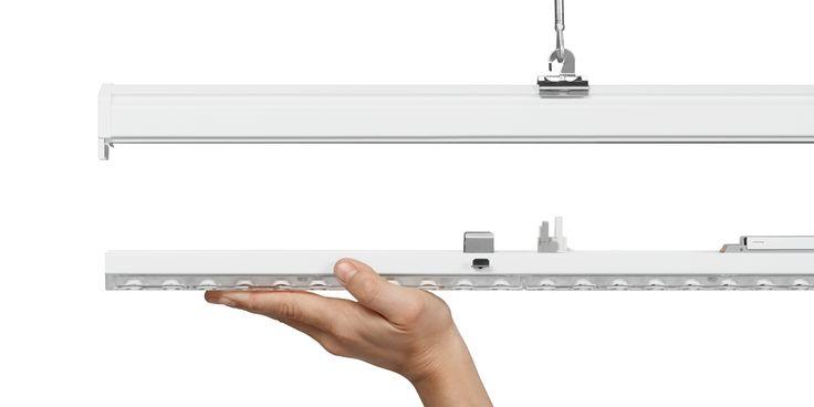 #semplicità unica: bastano 44'' per montare un #modulo E-Line #LED #illuminazione #Oktalite
