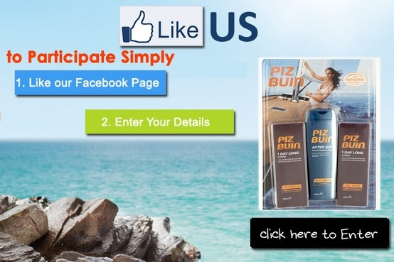 Win Piz Buin Triple Pack - Concord Extra Facebook Competition