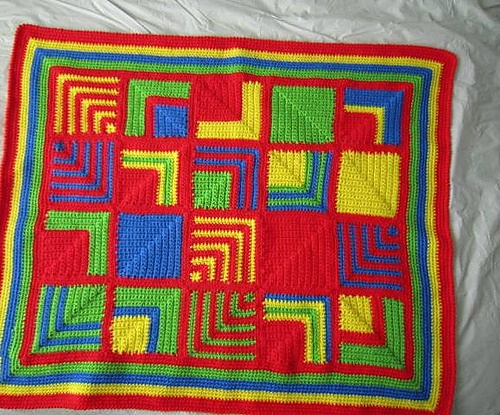 809 best BABY AFGHANS images on Pinterest | Afghan crochet, Baby ...