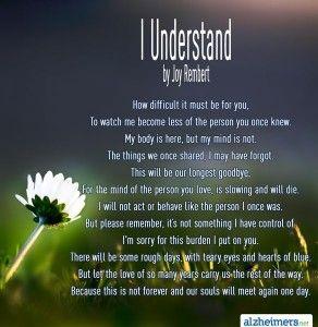 I Understand By Joy Rembert