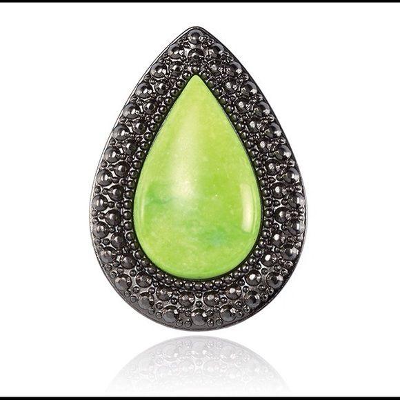 ISO Samantha Wills Lime Bohemian Bardot ring Search for/ want to buy; Samantha Wills Bohemian Bardot ring in Lime Samantha Wills Jewelry Rings